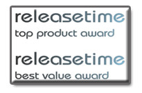 releasetime top product & best value award