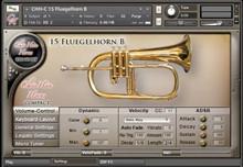 CHH Compact Flügelhorn Screen
