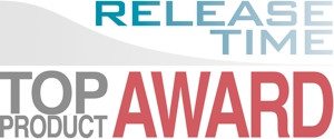 Release Time Top Product Award