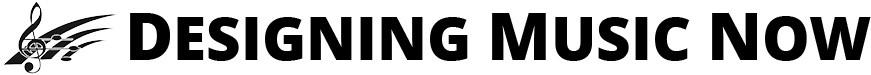 Designing Music Now Logo