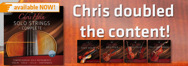 CH Solo Strings extended