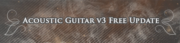Ample Sound Acoustic Guitar Free Update