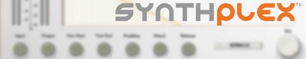 Synthplex Banner