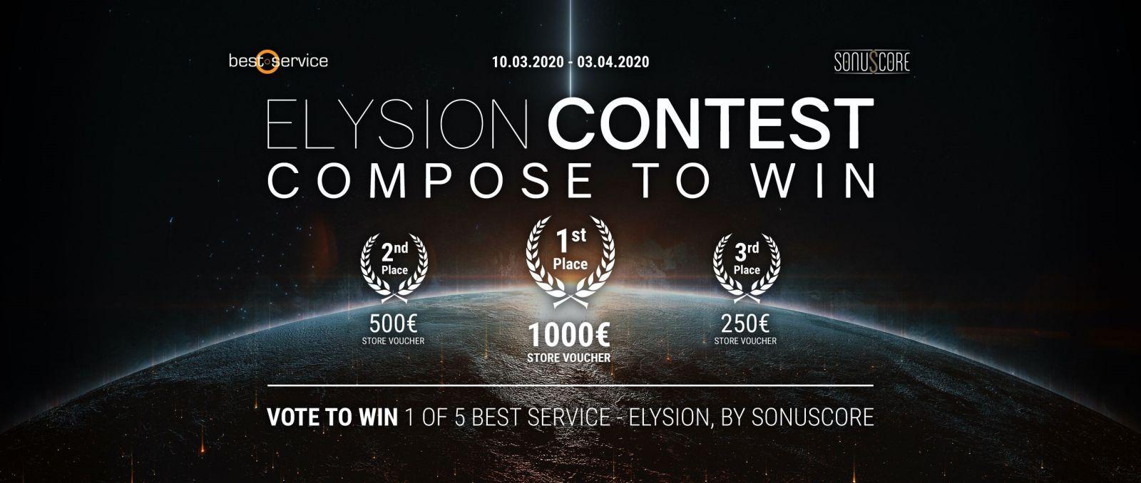 Elysion Composer Contest
