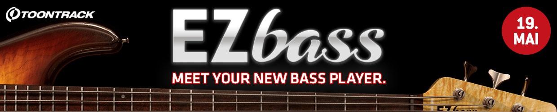 EZbass Coming Soon Banner