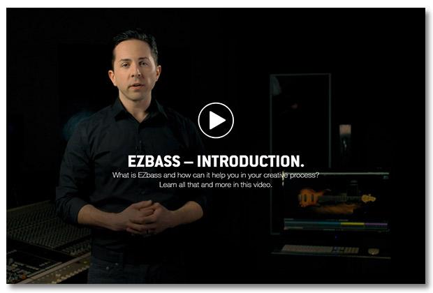 EZbass teaser video