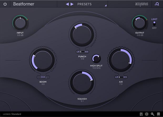 Beatformer GUI