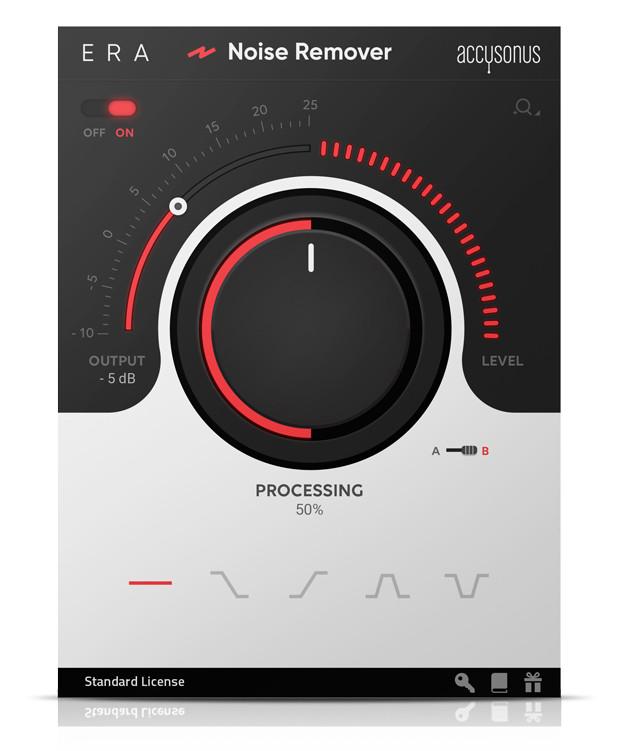 ERA Noise Remover UI