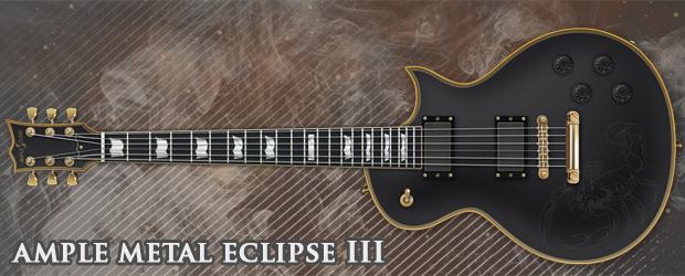 Ample Metal Eclipse III Header