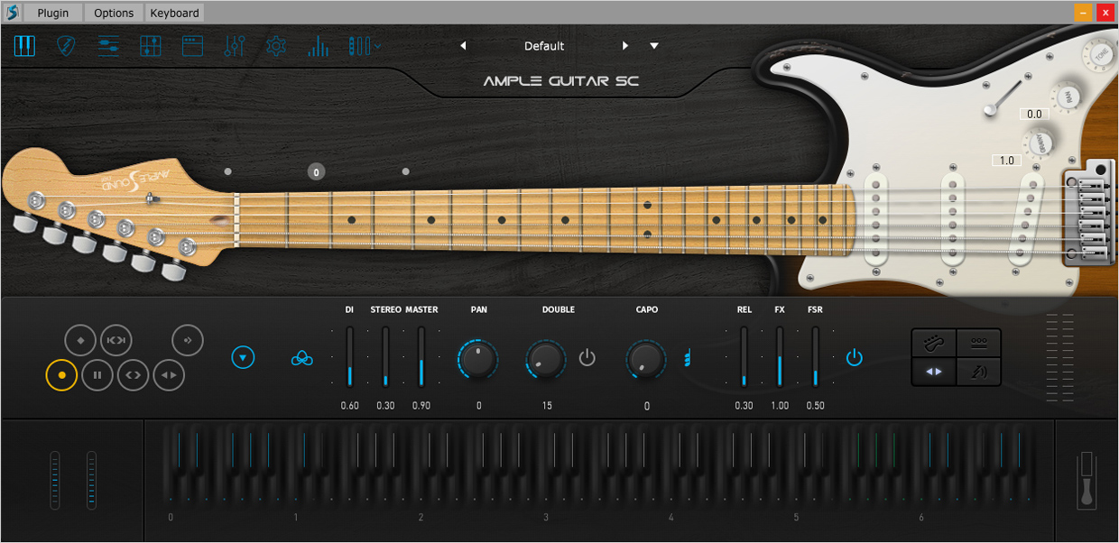 Ample Guitar F III GUI
