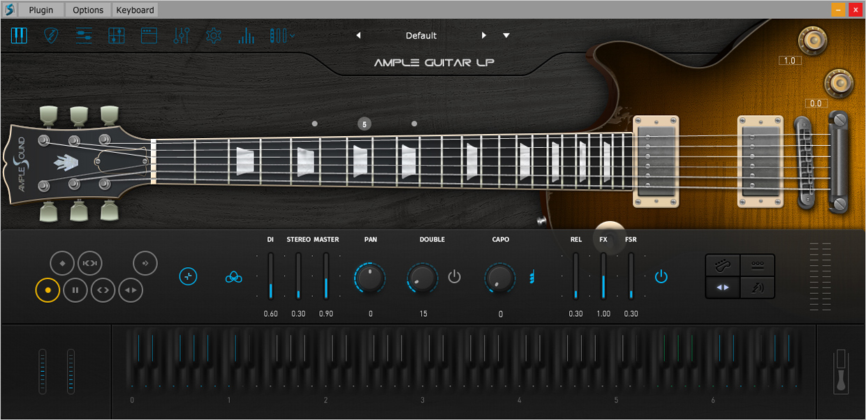 Ample Guitar G III GUI