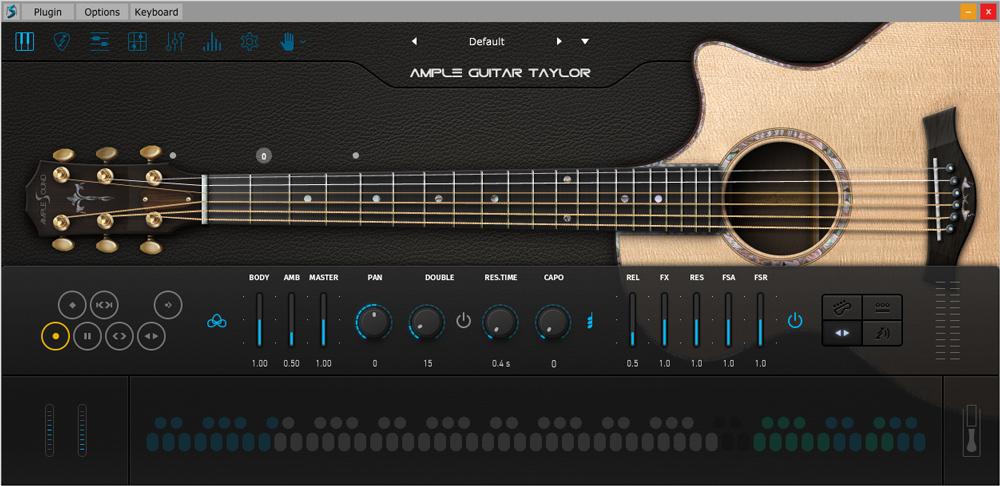 Ample Guitar T GUI