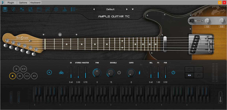 Ample Guitar TC III GUI