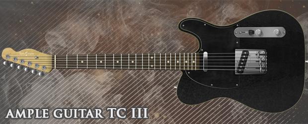 Ample Guitar TC III Header