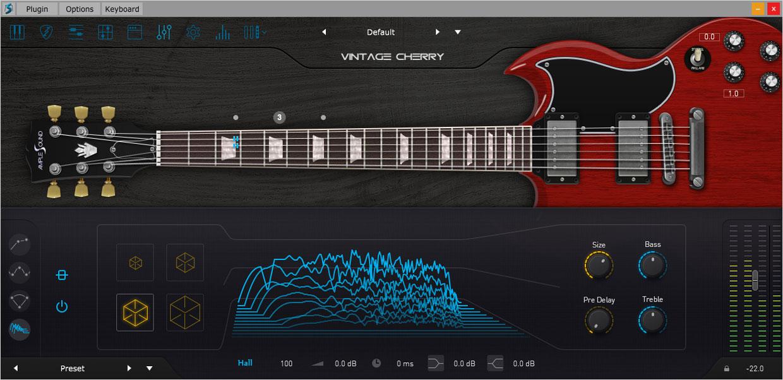 Ample Guitar VC FX GUI