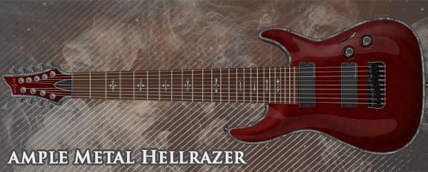 Metal Hellrazer Header