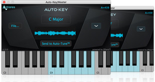 Auto Key Screens