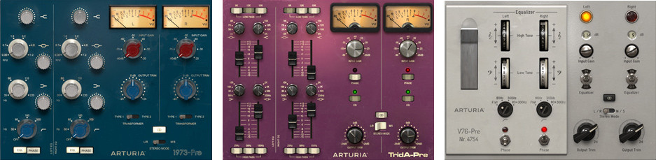 PreAmps Banner
