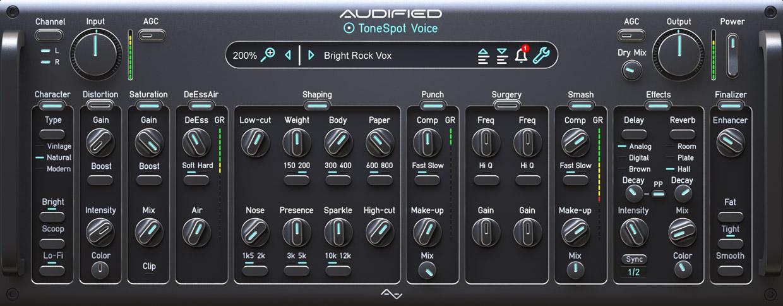 ToneSpot Voice GUI