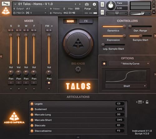 TaloVol1 GUI 1