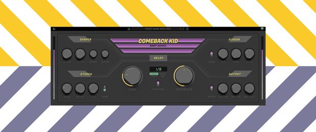 Comeback Kid Header