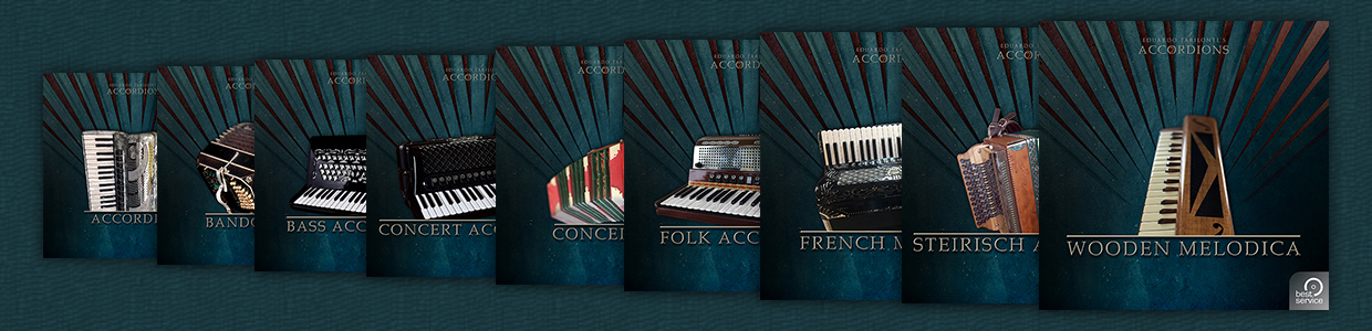 Accordions 2 Banner Engine Artists