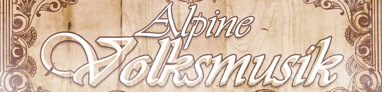 Alpine Volksmusik Banner Engine Artists
