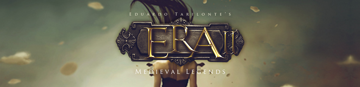 ERA II Medieval Legends Banner Engine Artists