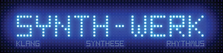 Synth Werk Banner Engine Artists