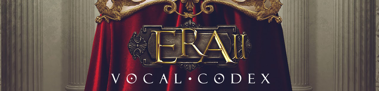 ERA Vocal Codex Banner Engine Artists
