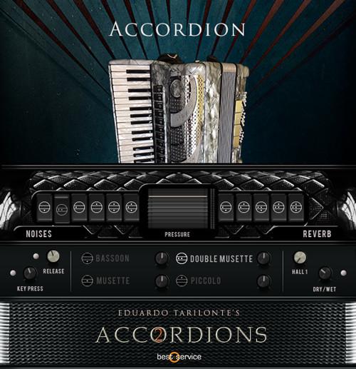 Single Accordion GUI