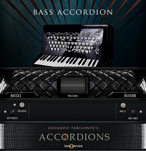 Bass Accordion GUI
