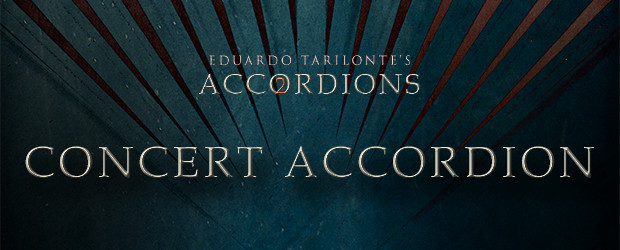 Accordions 2 Concert Accordion Header