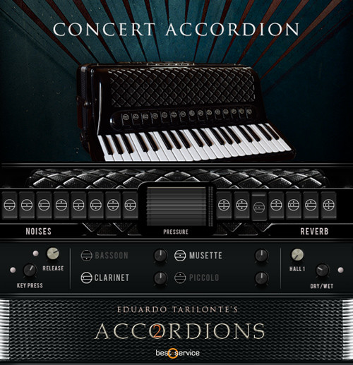 Concert Accordion