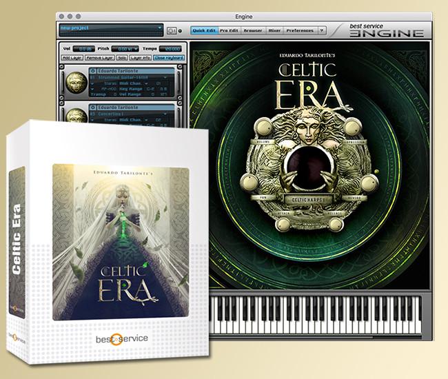 Celtic ERA Screen and Box Image