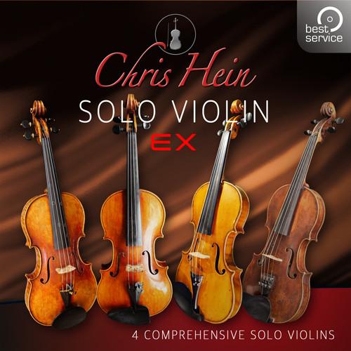 CH Solo Violin EX Image