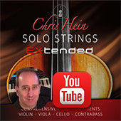 Eli Krantzberg CH Solo Strings
