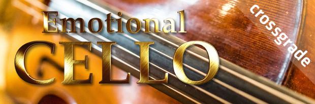 Emotional Cello Crossgrade Header