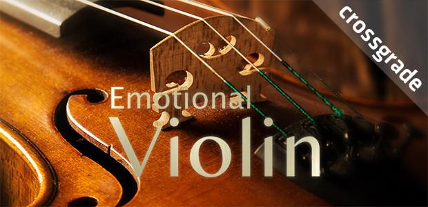 Emotional Violin Crossgrade Header
