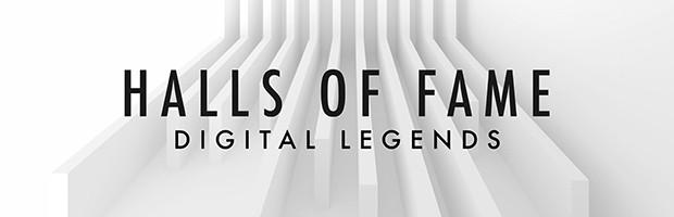 Halls of Fame Digital Legends Header