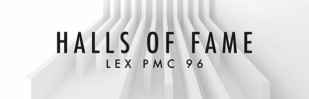 Halls Of Fame LEX PCM96 Header