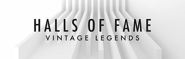 Halls Of Fame Vintage Legends Header