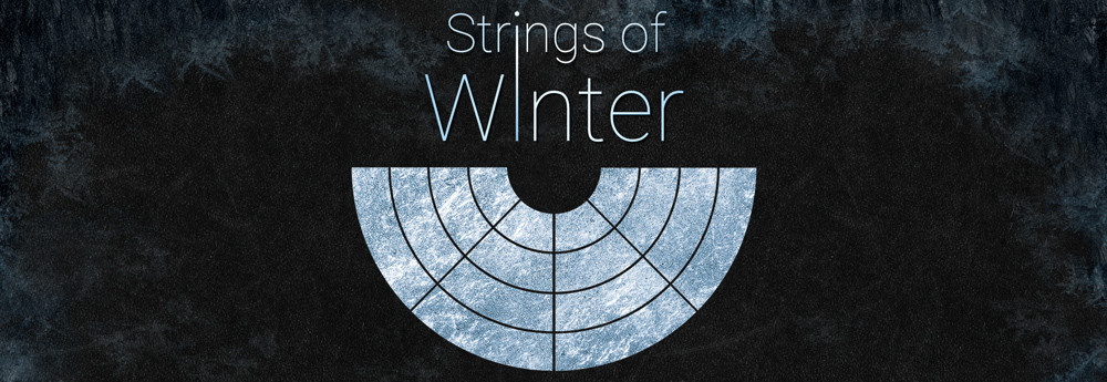 Strings of Winter Banner