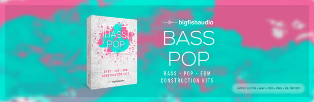 Bass Pop Header