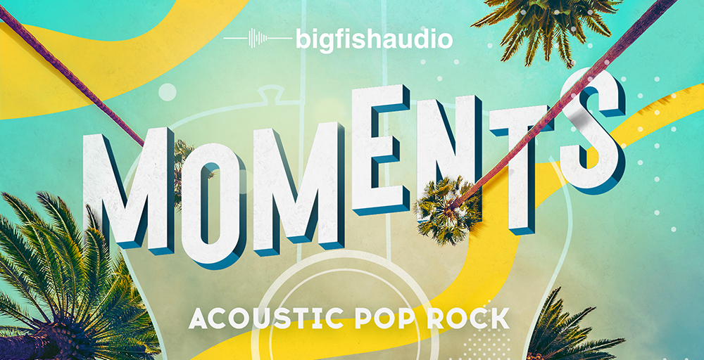 MOMENTS Acoustic Pop Rock Header