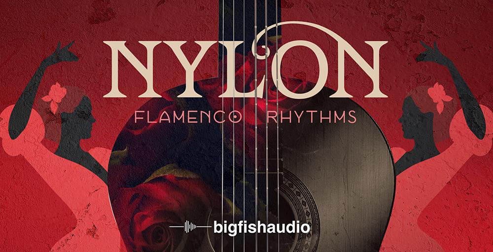 Nylon Flamenco Rhythms Banner