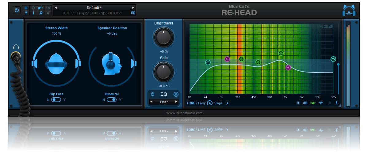 Re-Head GUI Screen