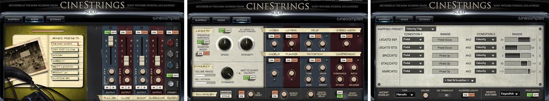 CineStrings Banner
