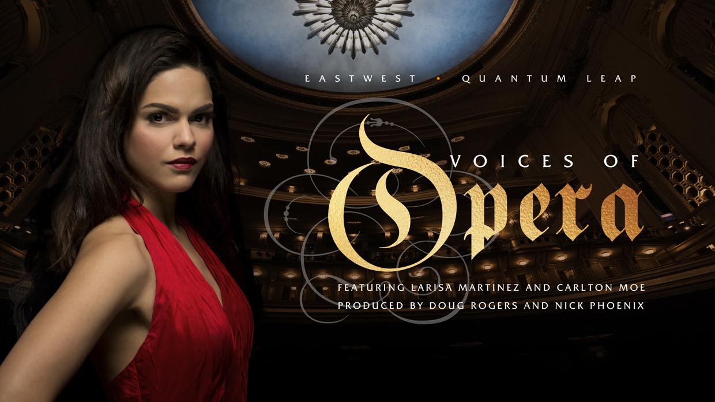 Voices of Opera Header