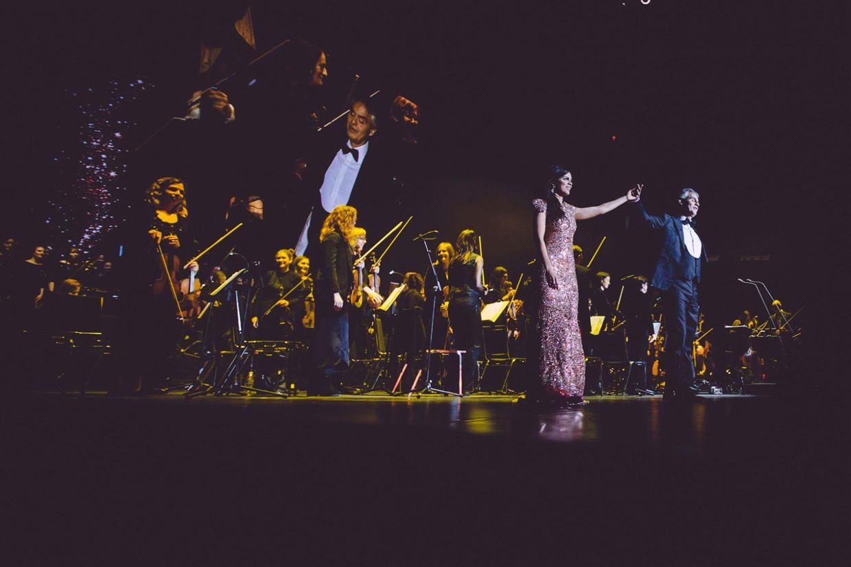 Larisa Martinez & Andrea Bocelli